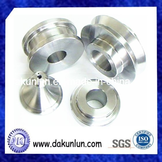 Precision OEM CNC Machining Parts, Colored Anodized Aluminum (DKL-M032)