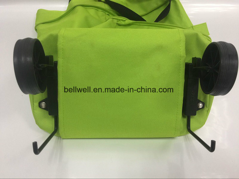Candy Color Tool Bag Trolley Shopping Trolley Bag