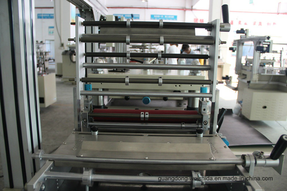 Wd300 Pinhole Positioning Die Cutting Machine