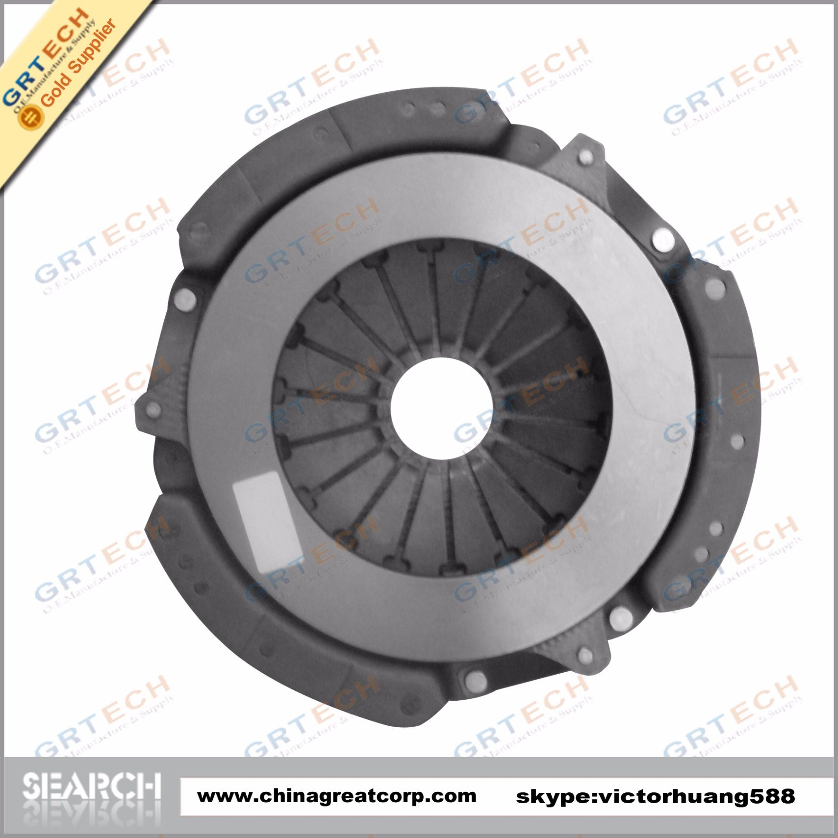 Auto Clutch Kits and Clutch Pressure Plate Clutch Discs for Paken