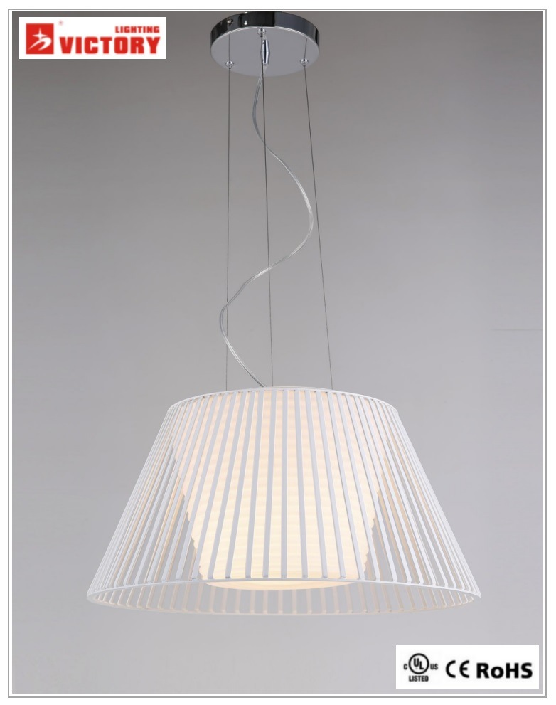 Ce RoHS Approval with LED Modern High Quality Round Pendant Lamp
