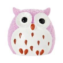 Chubby Night Owl Animal Shape Lovely Lip Balm
