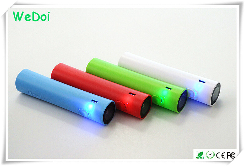 New Mini Portable Power Bank for iPhone6 with 1 Year Warranty (WY-PB22)