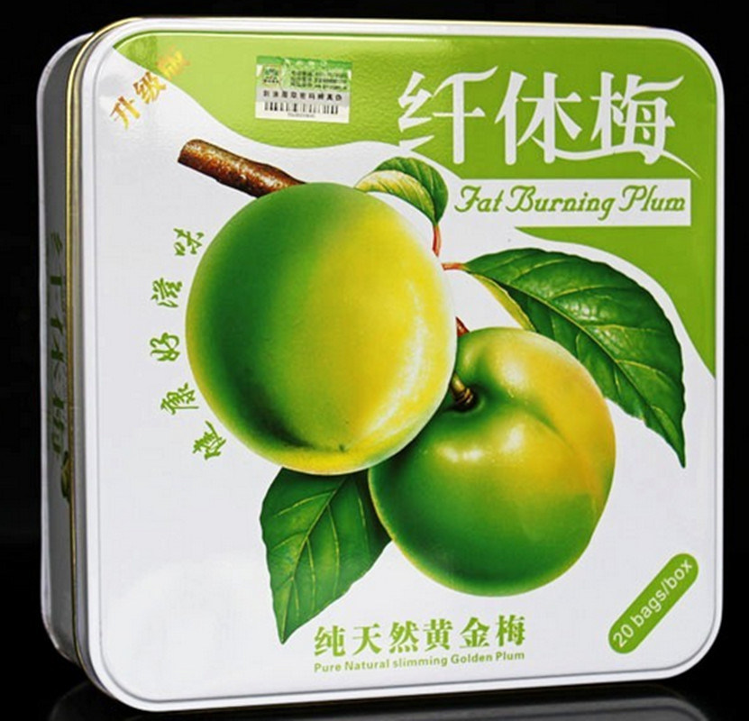 Slimming Weight Loss Health Food Herbal Plum, Dried Fruit