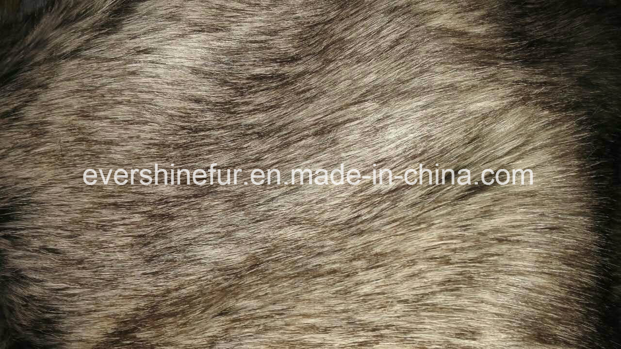 New Imitation Animal Fur Fake Fur Fabric for Garment/Shoes/Hat/Shoe/Toy