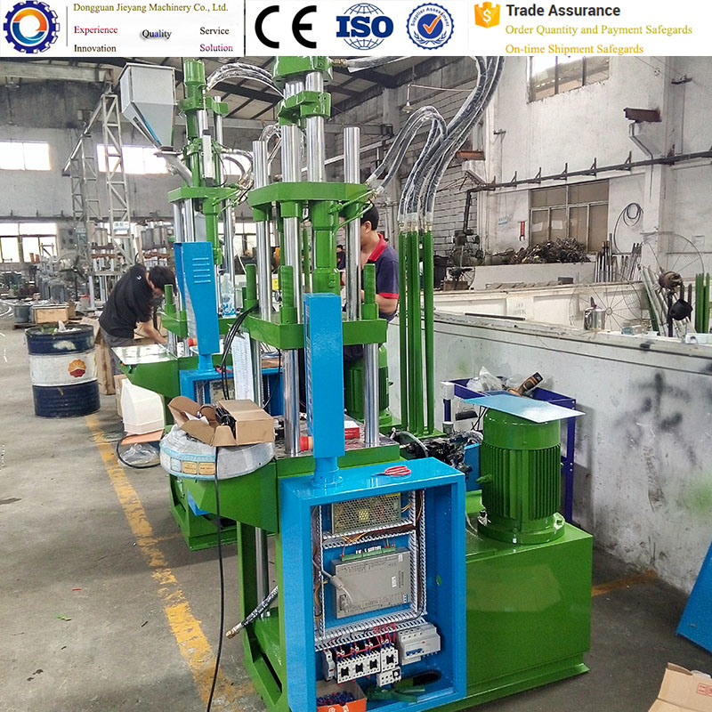 Single Slide Injection Molding Mould Machine for Plastic Fitting
