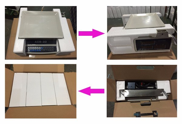 Hy-888 China Electronic Price Computing Scales