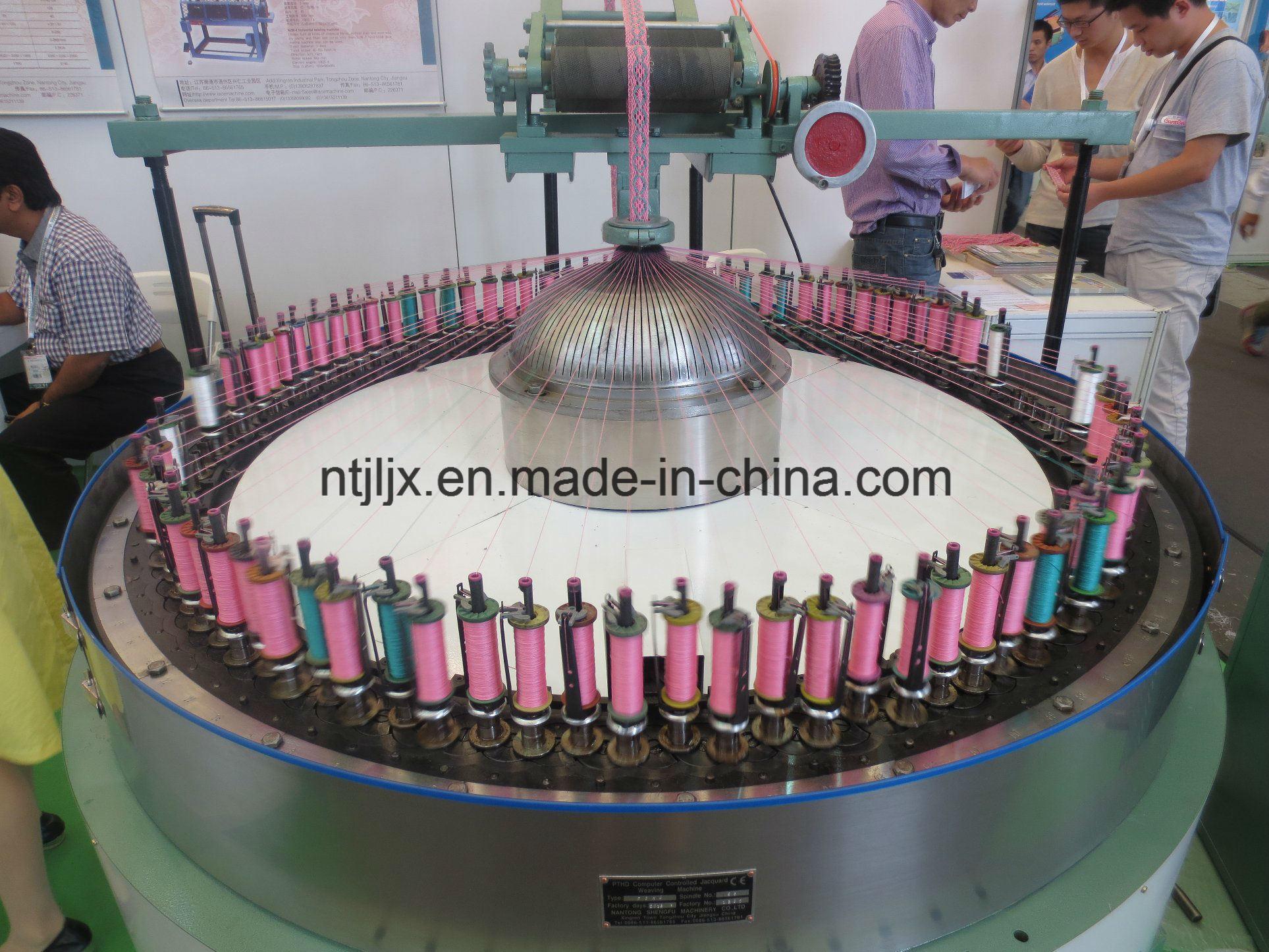 Pthd-96 Computerized Lace Braiding Machine