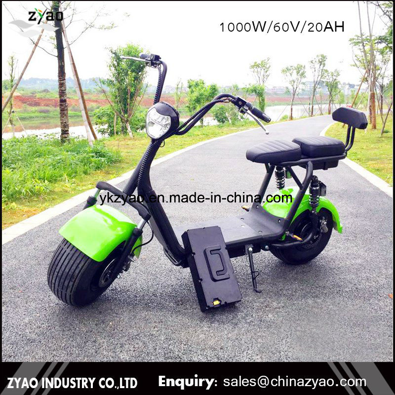 Mag Citycoco Scrooser 1 Years Warranty 2017 The Most Fashionable Citycoco 2 Wheel Adults Electric Scooter