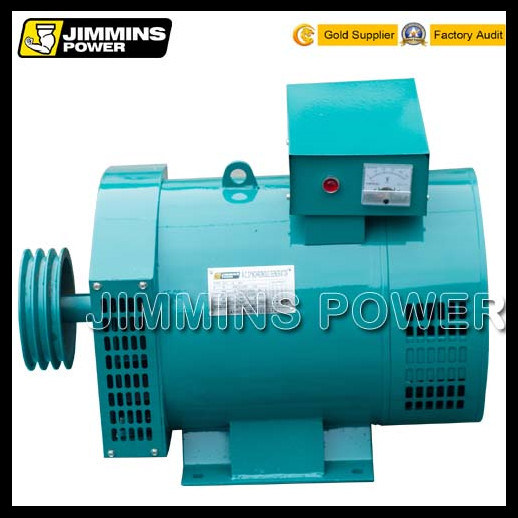 St Stc 3kw 5kw 7.5kw 8kw 10kw 12kw 15kw 20kw 30kw 40kw 50kw Series Single Three Phase AC Synchronous Electric Diesel Brush Generator Alternator Price