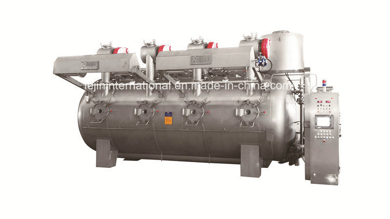 Bsn-OE-4p 1000kg Capacity Ultra-Low Liquor Ratio Knit Dyeing Machine/