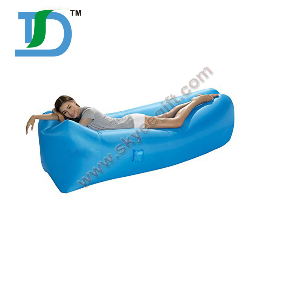 Inflatable Best Selling Air Sofa Lazy Bag Air Couch for Outdoor Sleeping
