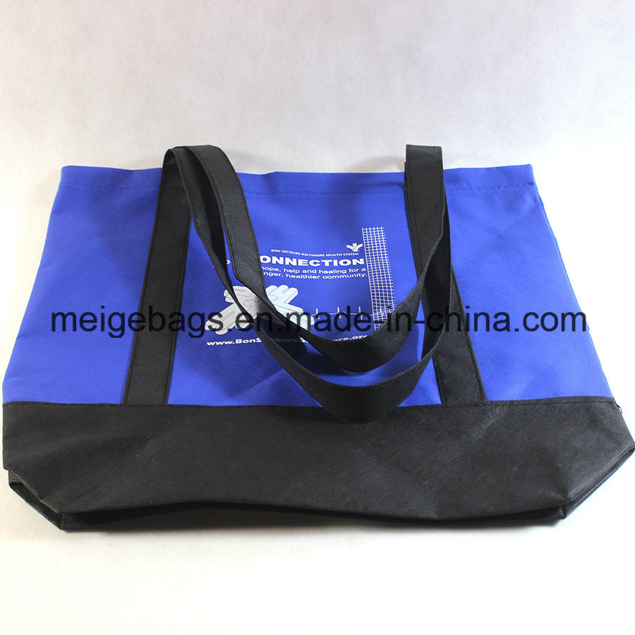 Non Woven Polypropylene Shopping Tote Bag, with Fashion Design