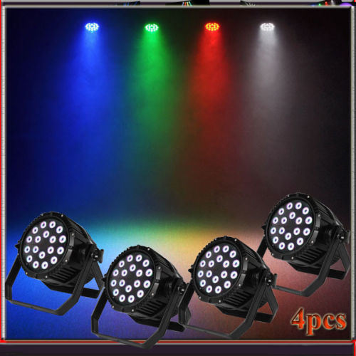 Outdoor Waterproof IP65 18*15W Rgbwauv 6in1 LED PAR