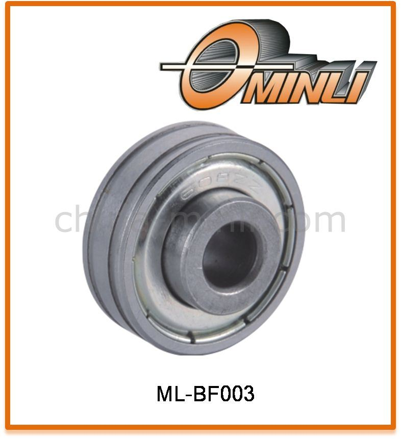 Special Machined Pulley with Single Roller (ML-BF003)