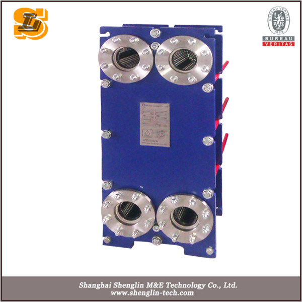 Chiller Evaporator Plate Heat Exchanger