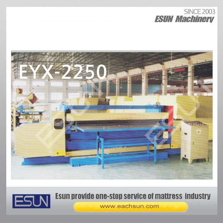Eyx-2250 Profile Foam Cutting Machine