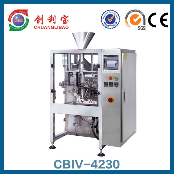 Automatic Vertical Puffed Food Packaging Machine (CB-4230-PM)