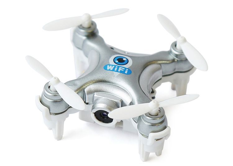 15110W-Mobile Control Flying Camera 2.4G 4CH 6 Axis RC Quadcopter