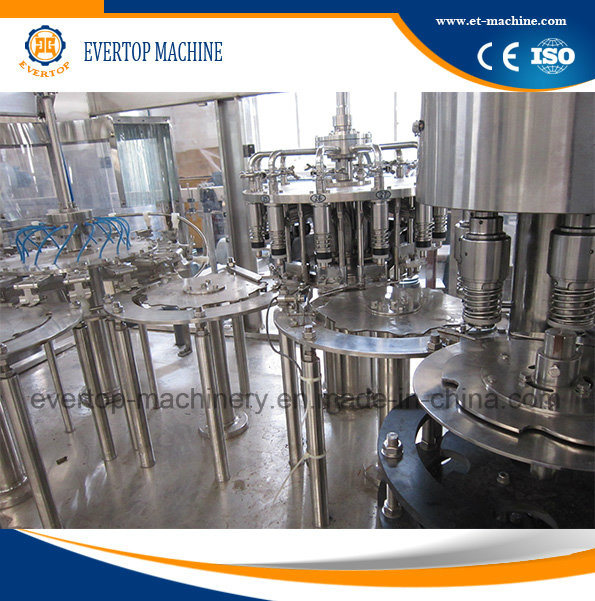 Bottle Fruit Juice Filling Bottling Machine
