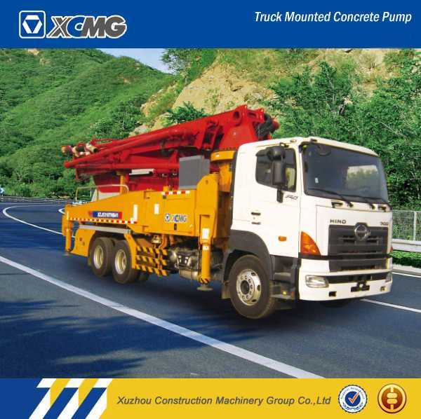 XCMG Hb41 41m Truck Mounted Concrete Pump (more models for sale)