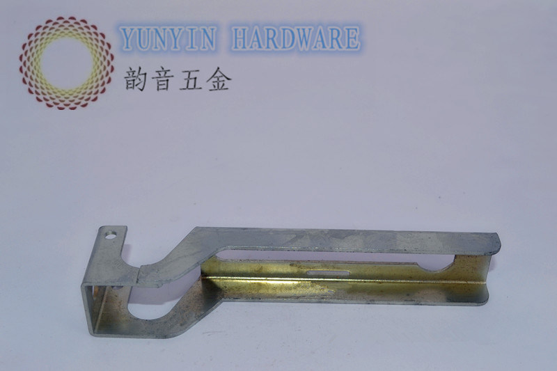 Stamping Parts of Construction Metal Parts Used for Production Line