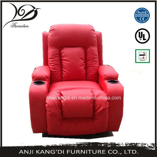 Kd-Ms7027 8 Point Vibration Massage Sofa/Massage Armchair/Massage Recliner