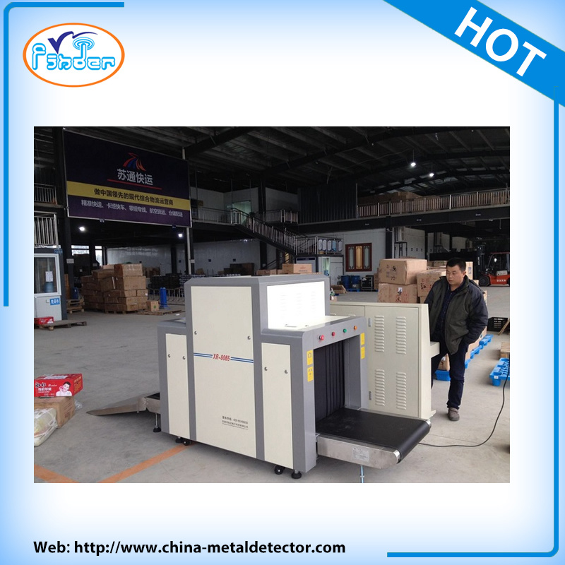 Stations X-ray Baggage Scanning Inspection Machine