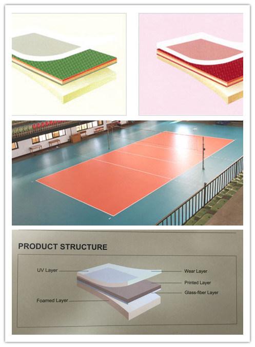 Calender Line for PVC Soft Film/Floor Covering