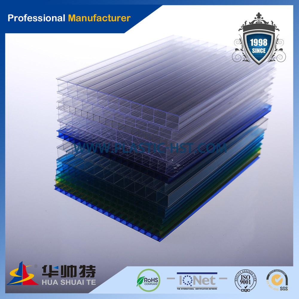 Hot Sell high quality HUASHUAITE Polycarbonate Sheet