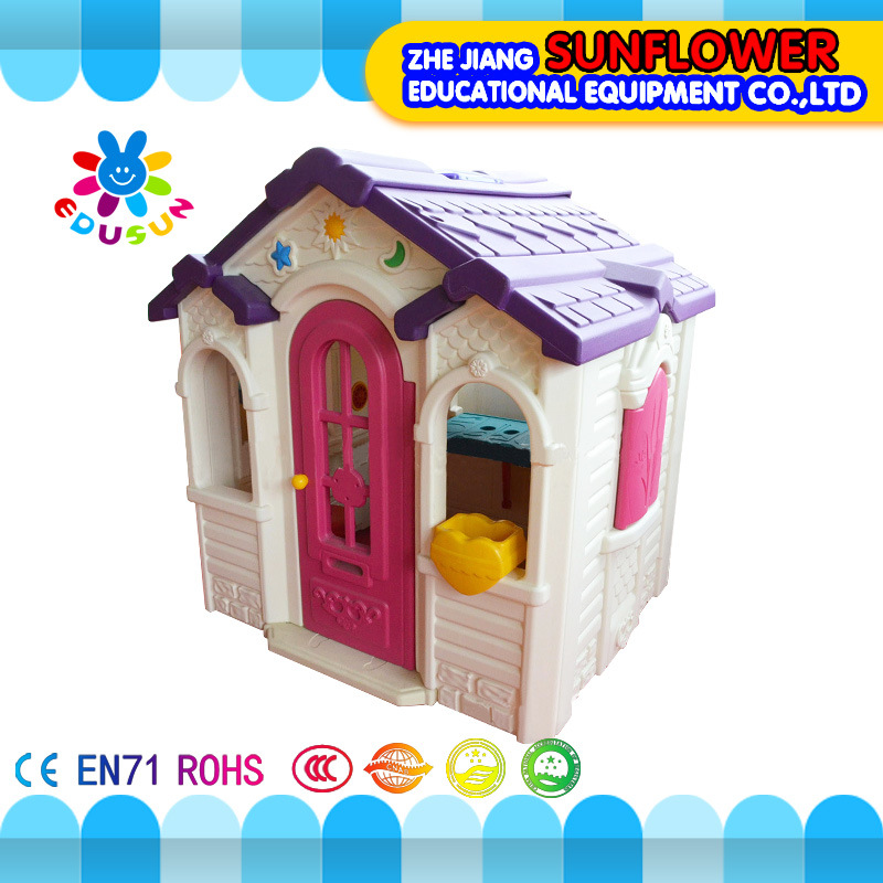 Lastest Children Indoor Playground Equipment Playhouse (XYH-0158)