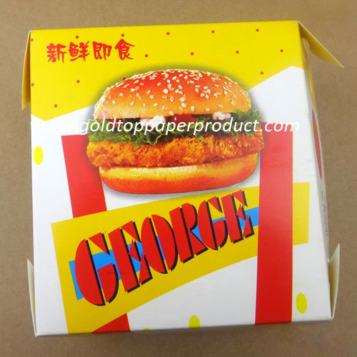 Hamburger Box All Occasions H11611