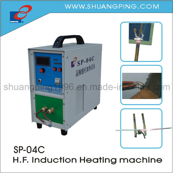 Sp-04c Induction Heating Machine