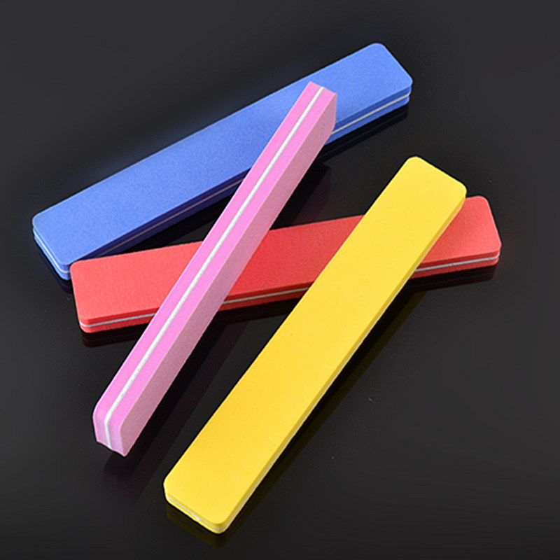 High Quality Sponge Square Sanding File with Logo Print