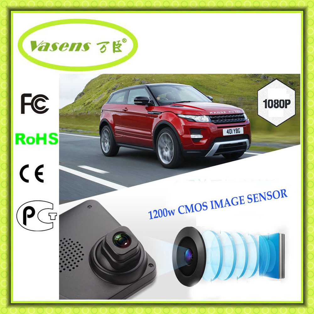 Dual Lens Car Camera Car Review Mirror Camera