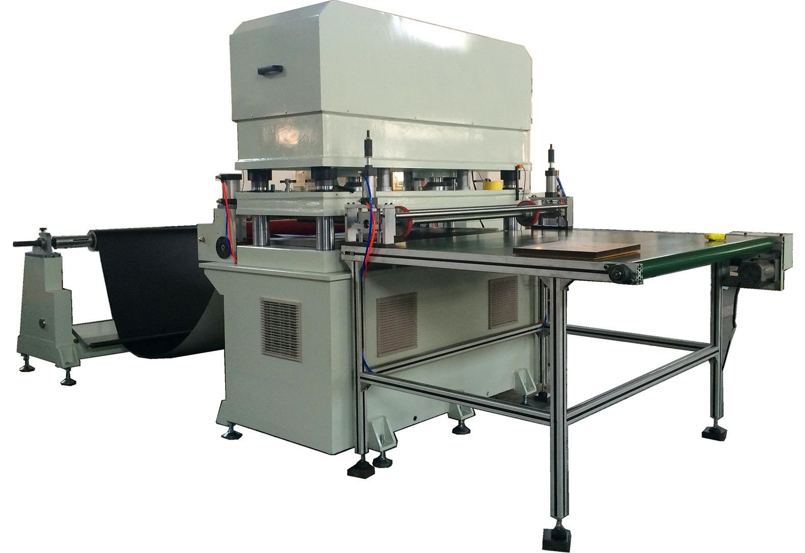 Factory Price Custom Hydraulic Roll Automatic Fabric Cutting Machine