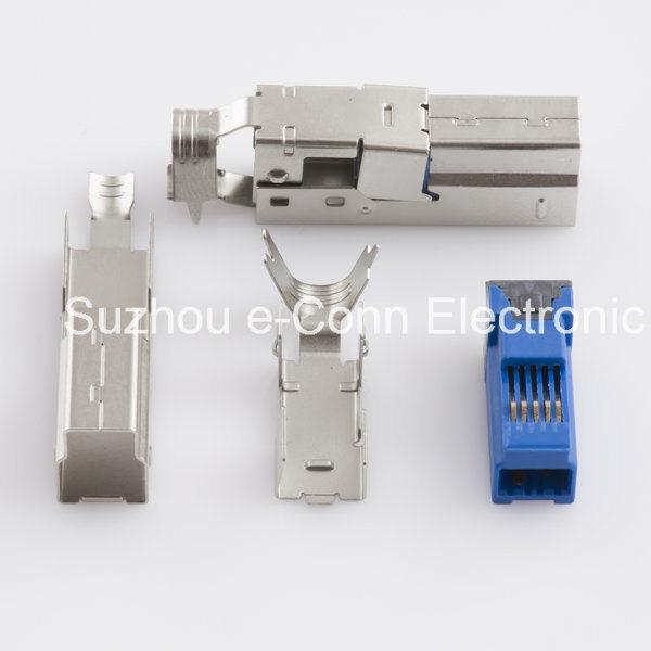 USB Type B Male Connector Usbx-B9mx-Xxs0-06