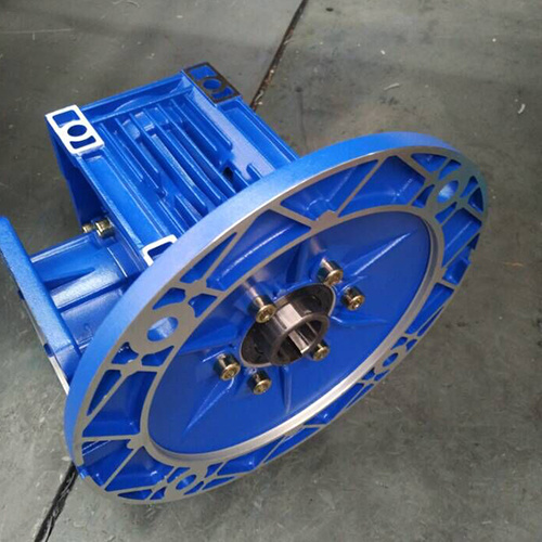 Nmrv030-150 Aluminium Electric Motor Gearbox
