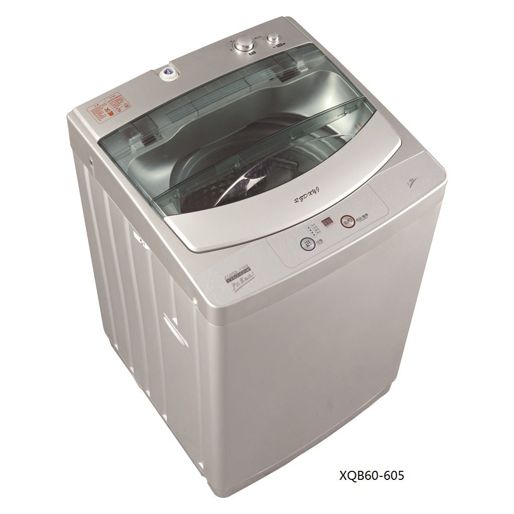 6.0kg Fully Auto Washing Machine (plastic body/ lid) Model XQB60-605
