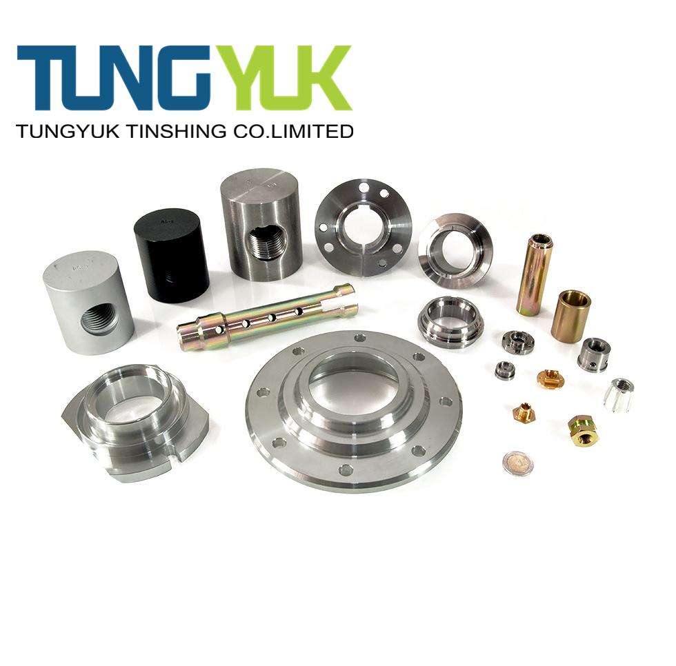 Customized CNC Turning Machining Parts Used on Automation Equipments