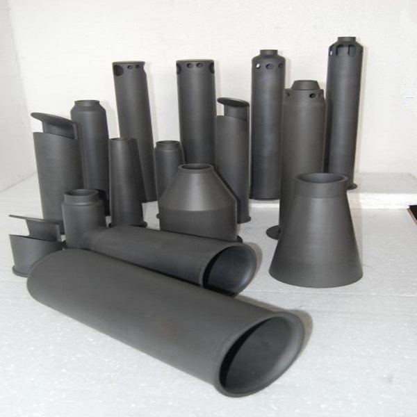 Refractory Silicon Carbide Rbsic (SiSiC) Kiln Furniture Burner Nozzles