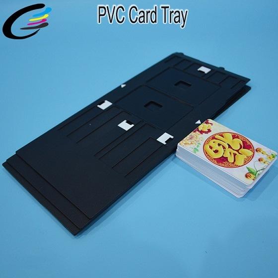 Plastic PVC Card Printing Tray for Epson R200 R210 R220 R230 R300 R310 R320 R350 PVC Tray