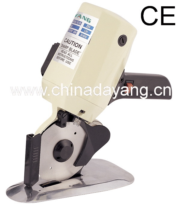 Ce Km Type Octa Round Knife Cloth Cutting Machine (RC-100) OEM/ODM