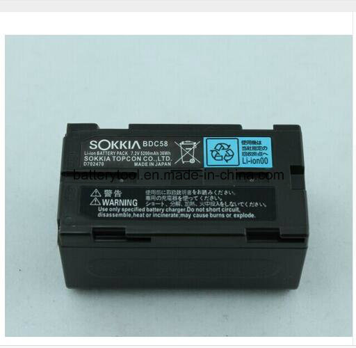 Sokkia Total Stations Bdc58 Battery Pack