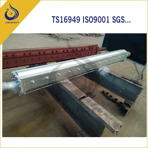 Singering Dyeing and Finishing Machine for Woven Fabric