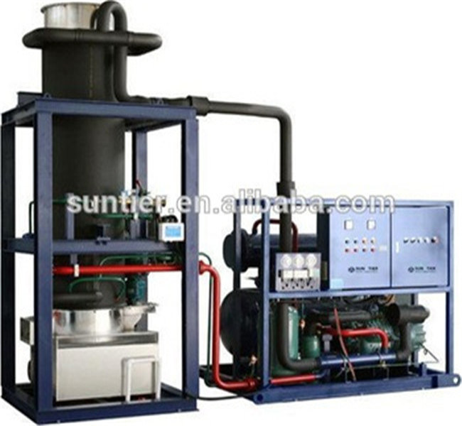 Tube Ice Machine for Myanmar /Best Ice Machine with Good Price