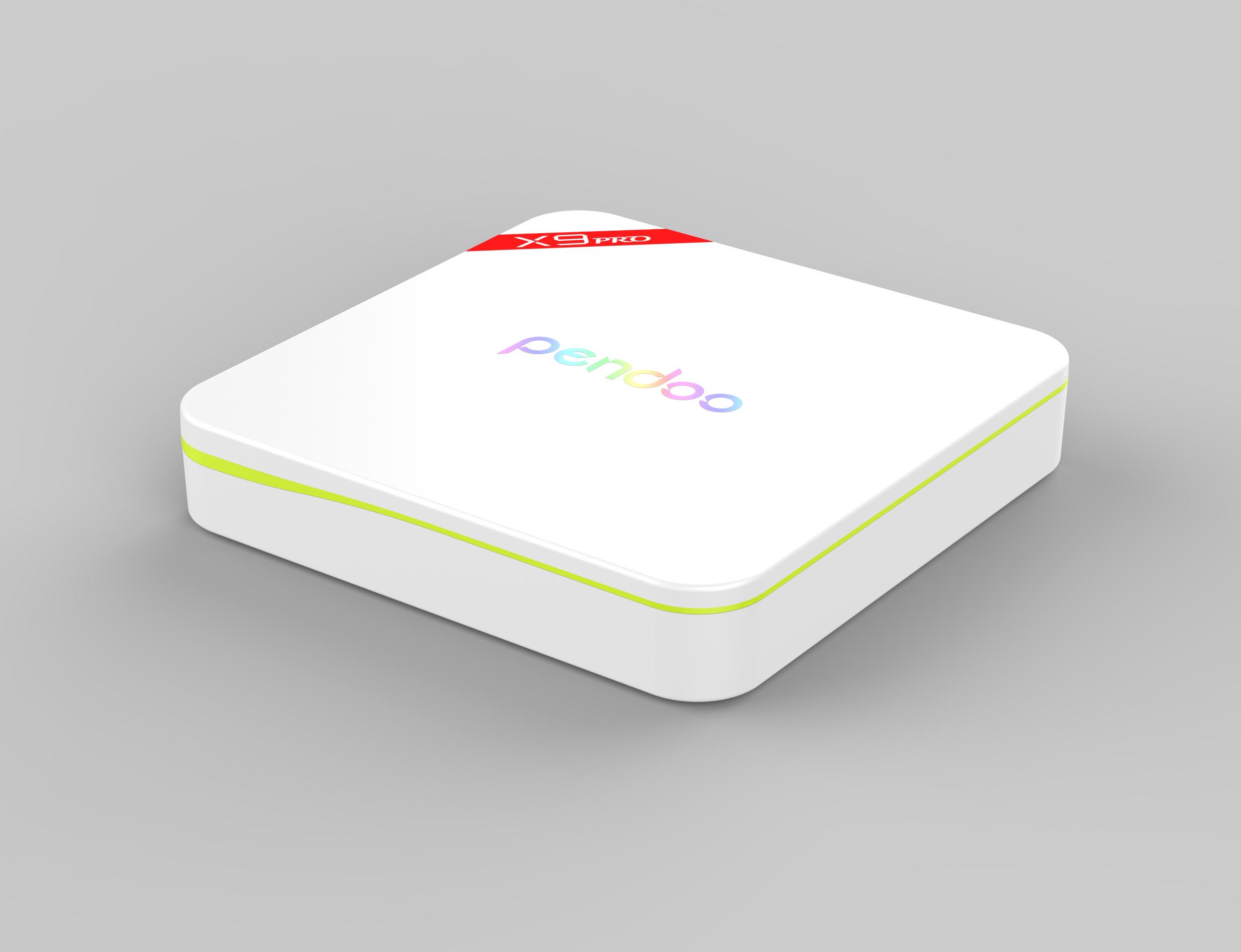 New Model Pendoo X9 PRO Amlogic S912 Octa Core Android 6.0 Smart TV Box Kodi 17.0