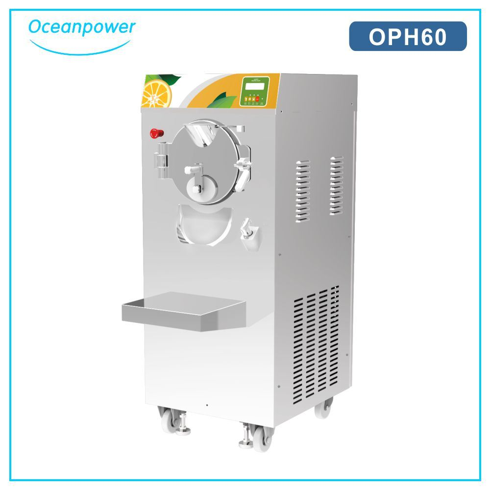Gelato Making Machine (Oceanpower OPH60)