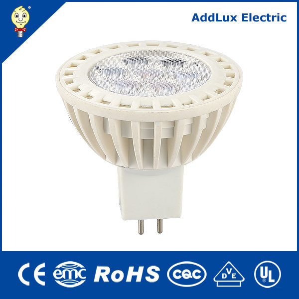 Energy Saving 110V Dimmable Gu5.3 4W 6W 7W LED Spotlight