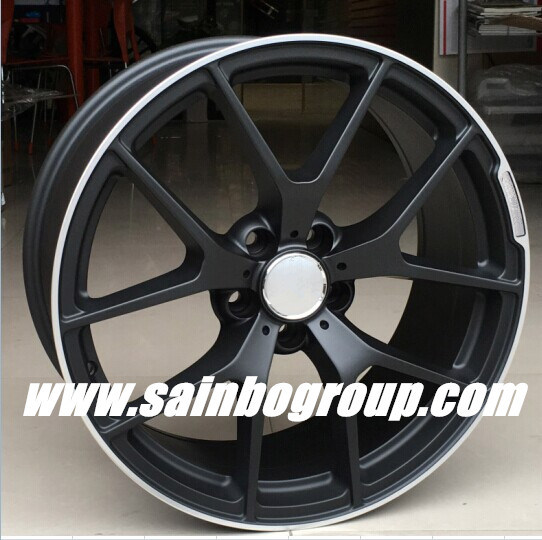 F60933 for Benz SLS Amg Replica Car Alloy Wheel Rims